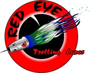 Red Eye Off Shore Trolling Lures